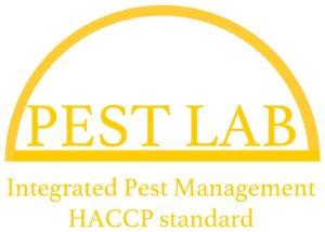 HACCP Pest Control Pest Lab