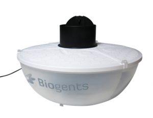 BG-Bowl active mosquito trap